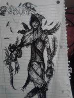 Scare (Avenged Sorrow (thing i made up)) by tannen97