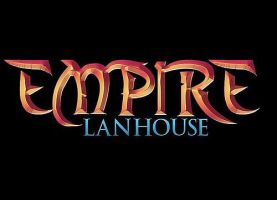 Logo 2D Empire Lan by pedroqn