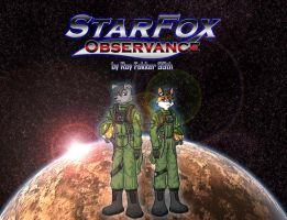 Star Fox: Observance by GuiMontag