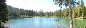 Lower Flapjack Lake by pokemontrainerjay