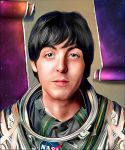 Paul McCartney by NickyBarkla