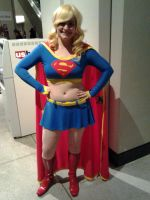 Eccc 2013 Super Girl by nwpark