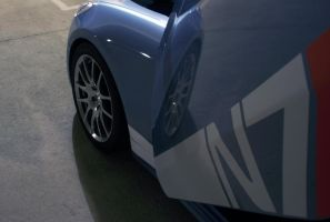 Garage Shot: N7 door by Mechis