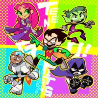 Teen Titans GO by TTGRaven2015