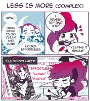 07 Feb 3 - Less Is More (complex) by Mako-Fufu
