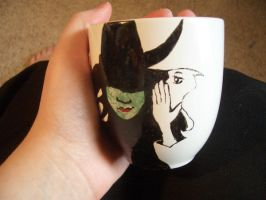 Wicked mug by estranged-illusions