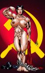 Soviet Superwoman Nude by Soviet-Superwoman