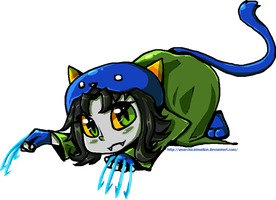 Nepeta!!! :3 by AnarchicalMalkin