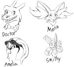 Pokemon Y list part 1 by Artdirector123