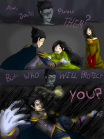 who will protect YOU? by HezuNeutral