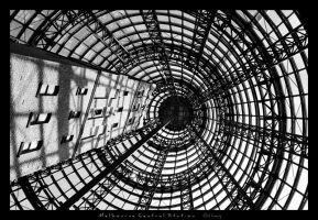 Melbourne Central Station by Gil-Levy