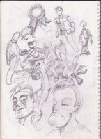 2010 Scetch Diary 19 by sedatgever