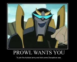 Prowl wants you by Chancey-Rose