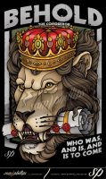 Behold The Conqueror by Sam-Phillips-NZ