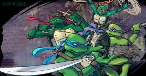 TMNT-02 by E-1213