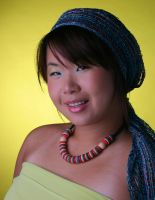 Asian Face 4 by b-e-c-k-y-stock