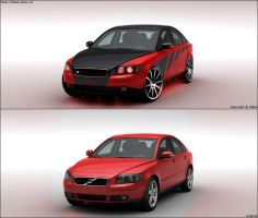 volvo s40 rb by dtbsz