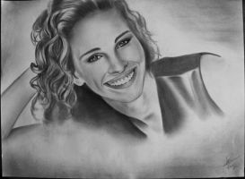 Julia Roberts by luisito22