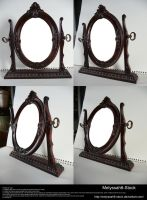 Mirror Frame Stock 12 by Melyssah6-Stock