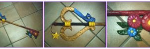 Kairi KeyBlade + Finished by DarkHotaru