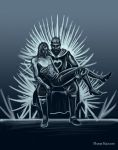 Stannis Baratheon and Roose Bolton))) by Ilza-Kassel