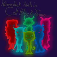 Cell Block Tango Title by FloralFantasy