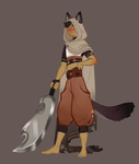 Custom design by NorthernFeathers