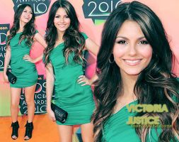 Victoria Justice by year3000editions