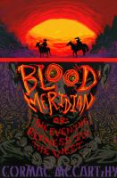 Blood Meridian Book Cover by Fish-man