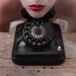 Call Girl by MarinaCoric