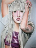 Lady Gaga 2 by Rollingboxes