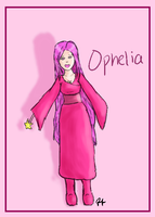 Commission: Ophelia by RainingKnote