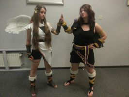 Abunai 2014 - Kid Icarus by AseliaNL