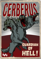 Syfy MM Cerberus by Randoman92