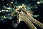 Dota 2 Butterfly Sword Replica Factory New by TodeUshlinkovski
