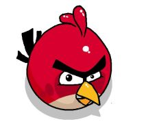 Angry Bird by ktimz