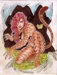 TIGRA by RODEL MARTIN by rodelsm21
