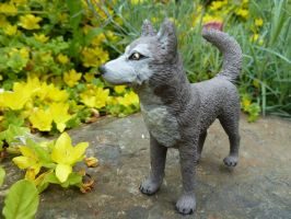 Wolfs Rain Tsume by spiritdaughter