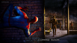 Spider-Man: The Web of Destiny (teaser) by BMFreed
