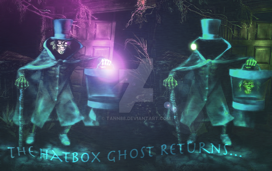 Thehatboxghost by tann88
