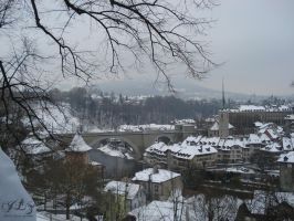 The City of Bern by CuriouserX10