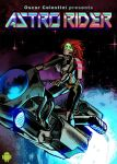 Astro Rider Android game by OscarCelestini
