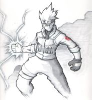 Kakashi, final by Paterack