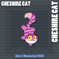 Cheshire Cat by Blakem15192