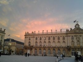 Place Stanislas at Dawn by sharayanan