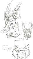 Concept - The Head by KaylaTheDragoness