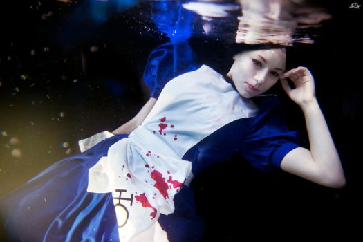 American McGee's Alice_Pool of tears by SoranoSuzu