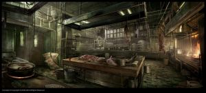 Bloody_Kitchen by Gryphart