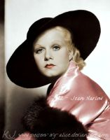 22 - Jean Harlow by Poison-Ivy-Alice