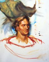 rubens studies by MikeBourbeauArt